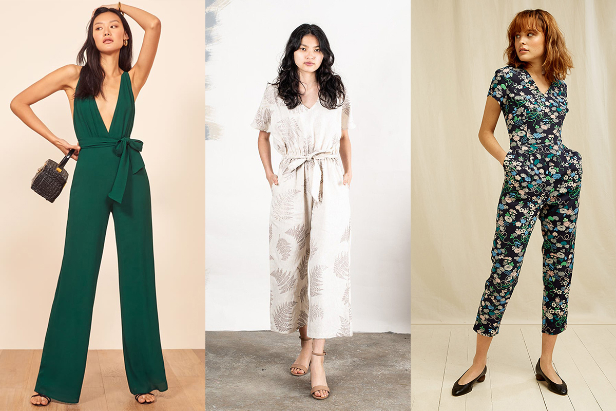 Sustainable Jumpsuit Buyers Guide